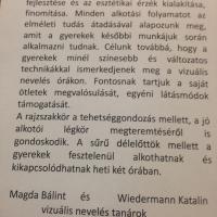 3_Magda Bálint és Wiedermann Katalin vizuális nevelés tanárok