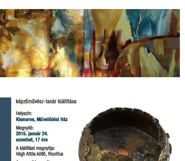 Győrffy-Kovács Adrienn kiállítása