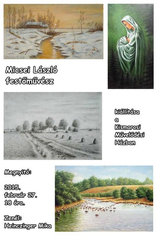 Micsei kiállítás