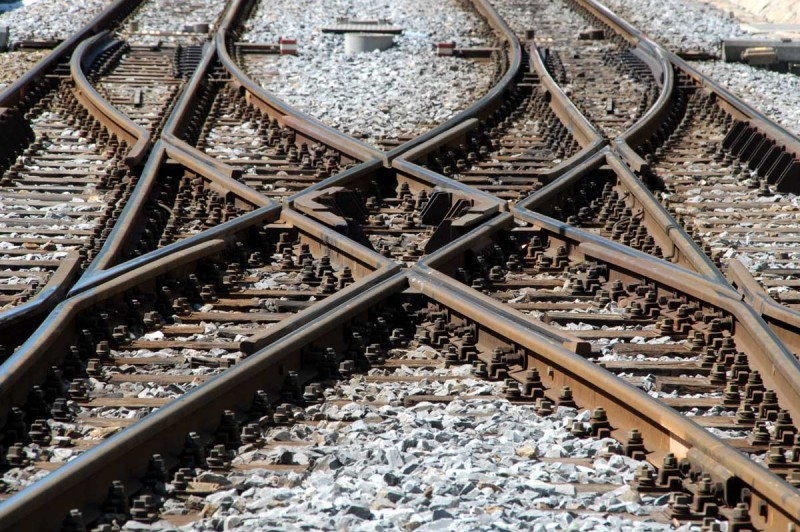 Pályakarbantartás a vasútnál