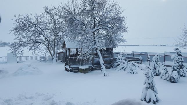 Megint havazás jöhet