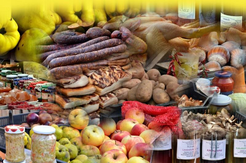 Kismarosi termelői piac