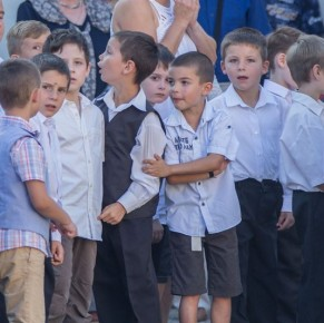 Megkezdődött a tanév a kismarosi iskolában