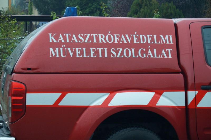 Gázrobbanás a Szokolyai úton