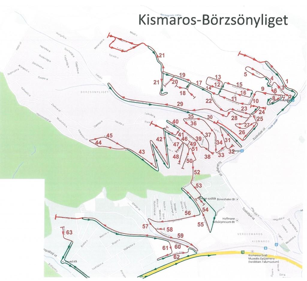 zöld híd cikk térkép
