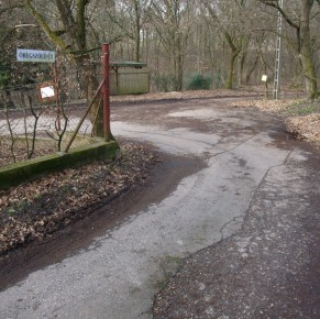 Útjavítás és tereprendezés az Óhegyi és az Öregszőlő utak mentén