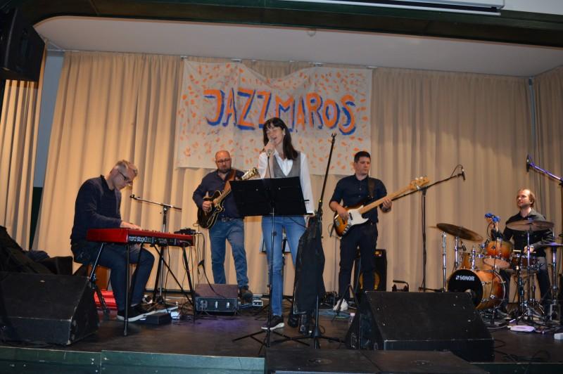 Sokaknak szólt a Jazzmaros