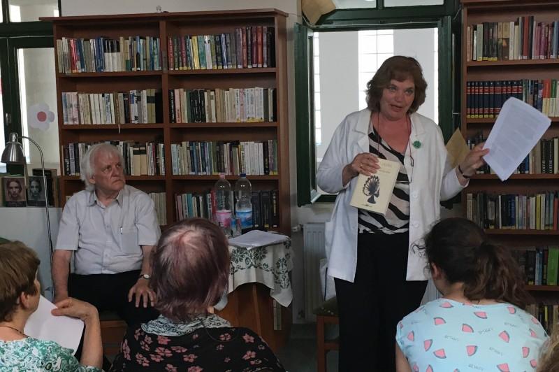 Háromnapos anyanyelvi kurzus zajlott Kismaroson