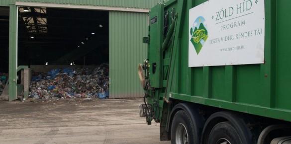 Tájékoztatás a zöldhulladék szállításról