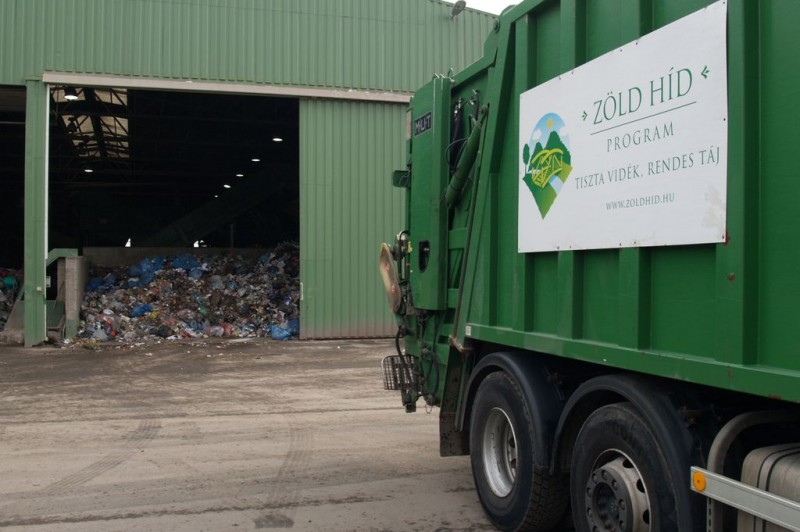 Tájékoztatás a hulladékszállításról
