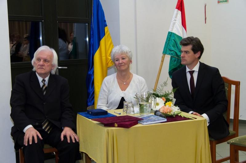 A forradalom évfordulóján megemlékezés és díjátadás volt Kismaroson