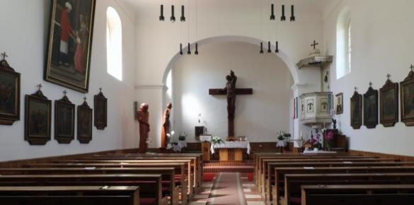 Ünnepi szentmise, koncert és szoboravatás – 190 éves a templom