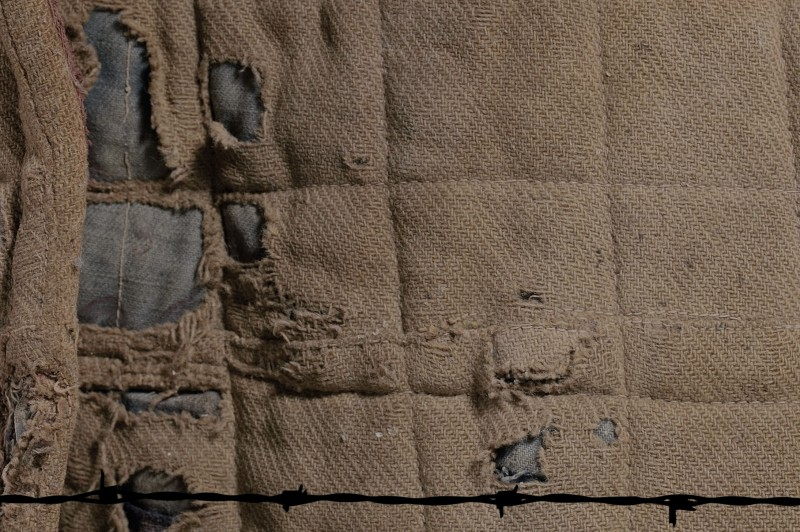 Meghívó A pokol bugyrai – Málenkij robot – Kényszermunka a Szovjetunióban című kiállításra