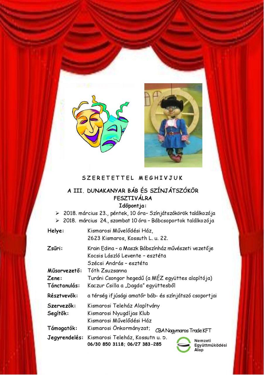 Báb-és-Színjátszó-fesztivál-plakát