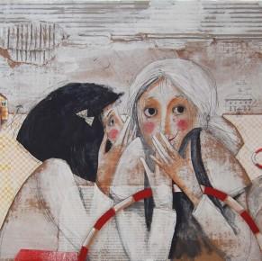 Felhőlépcső – Szegedi Katalin illusztrátor kiállítása Kismaroson
