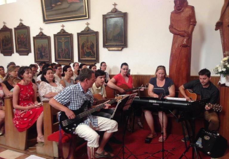 Kismarosi szentmise a Katolikus Rádióban