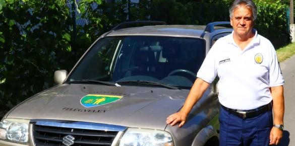 Közrend, közbiztonság, köztisztaság – rajtolt a közterület-felügyelet Kismaroson
