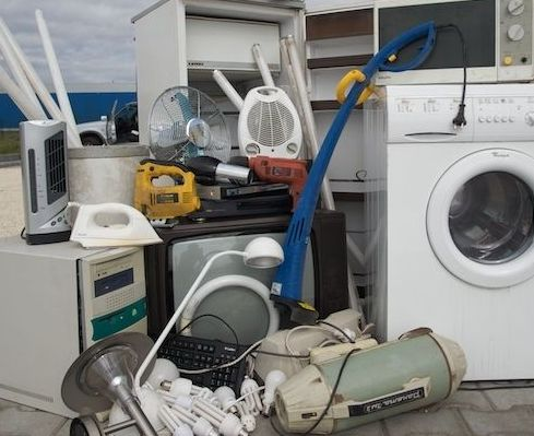 Ingyenes lakossági elektronikus hulladékgyűjtés 2018