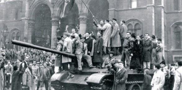 Megemlékezés az 1956-os forradalom és szabadságharc évfordulóján