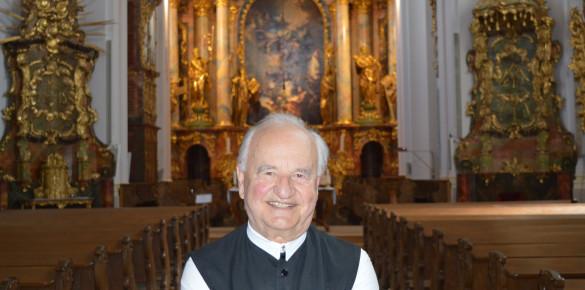 Közösen a gondviseléssel – Beszélgetés Marton Bernard dallasi ciszterci atyával, 56-os menekülttel