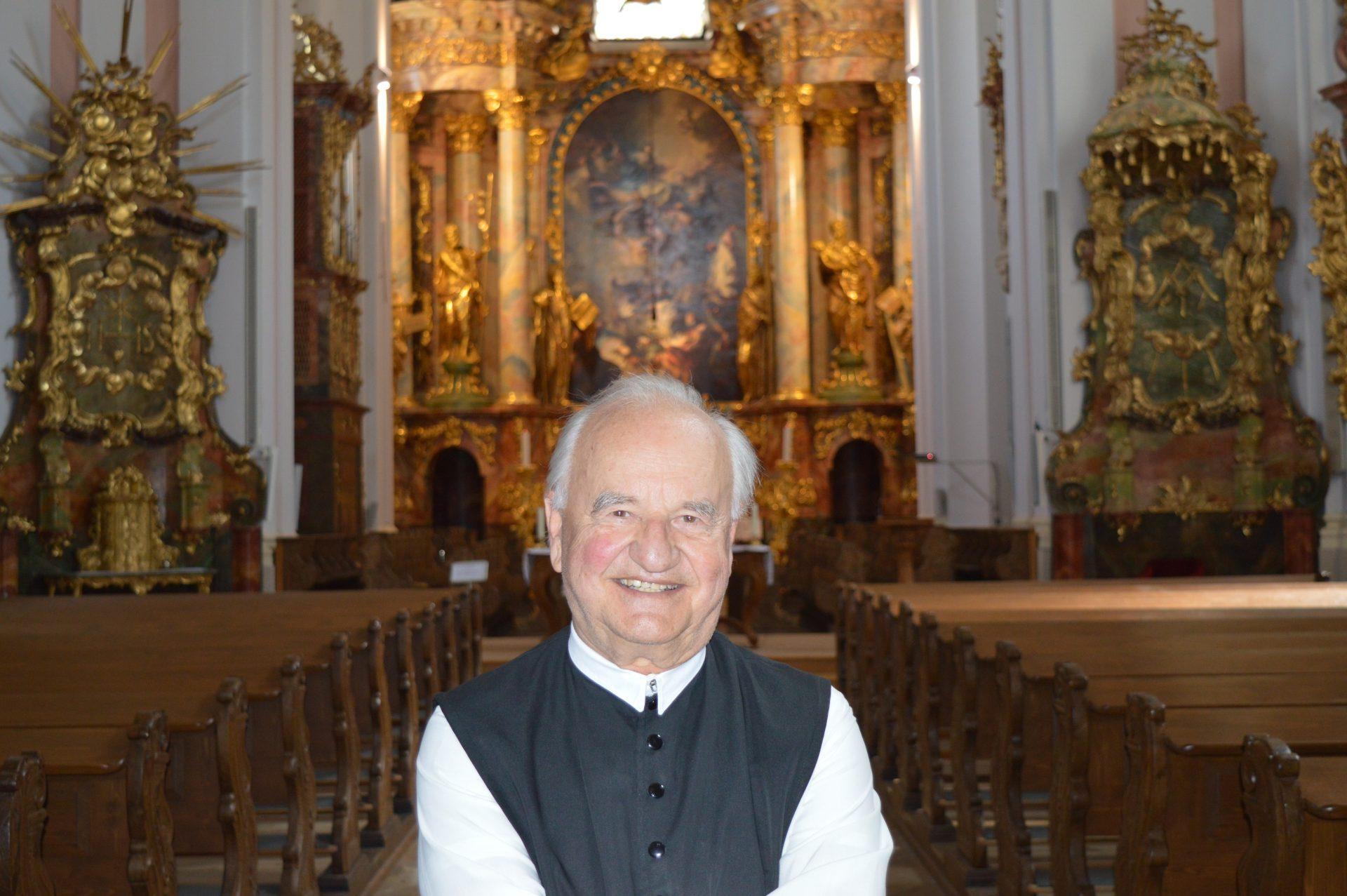 Bernard atya Fotó: Dukay Benedek