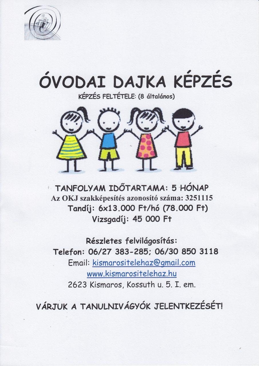 Dajka plakát