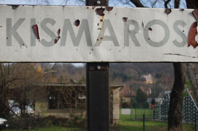 Lebontották Kismaros egyik szégyenfoltját