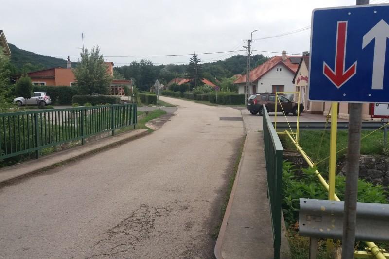 Forgalmirend-változások Kismaroson