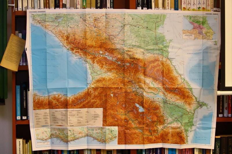 Örményország a könyvtárban